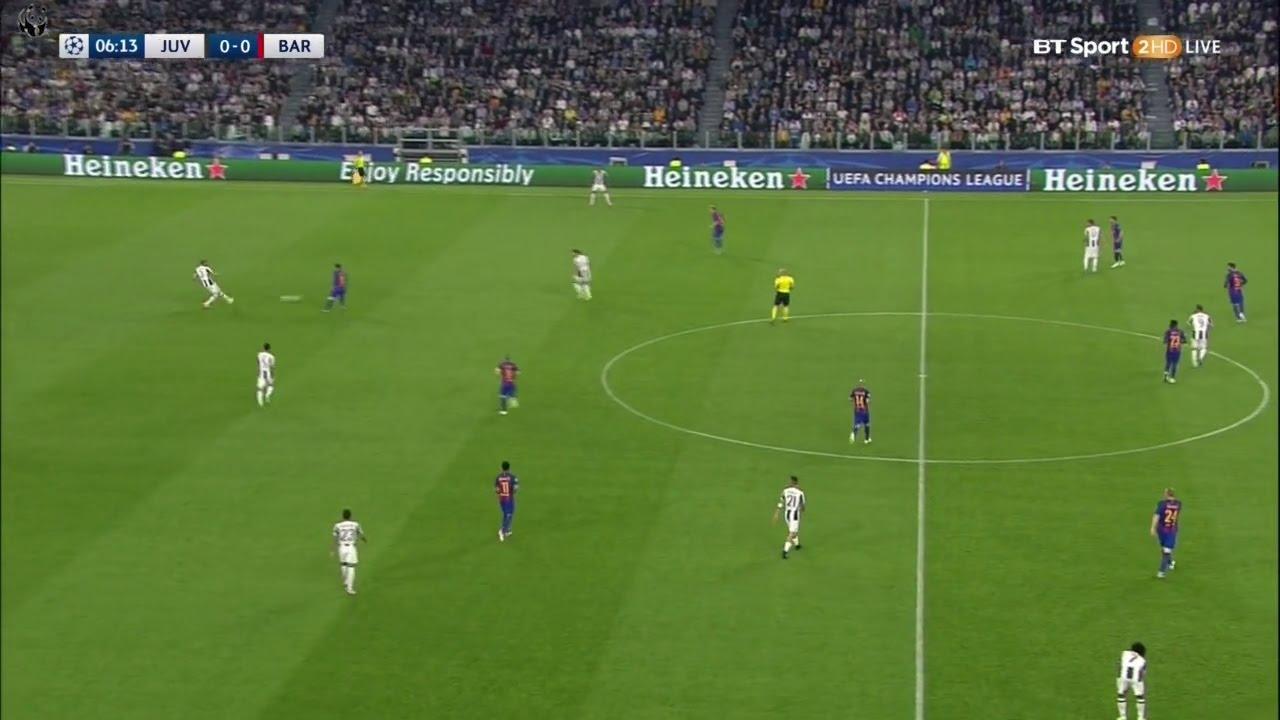 SKRÓT: Juventus – FC Barcelona