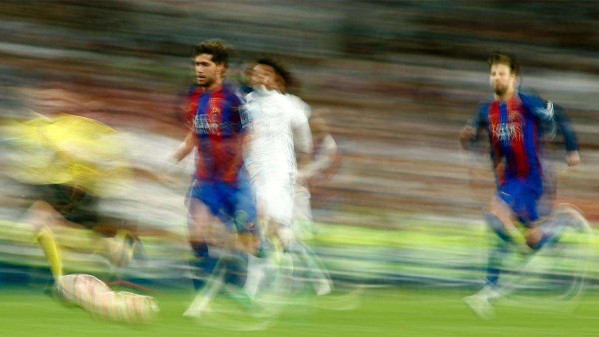 El Clasico: Kto najwięcej i najszybciej biegał?