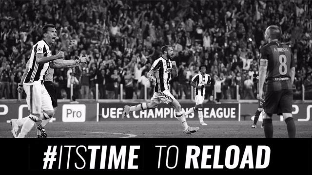 Video: Juve zagrzewa się do walki