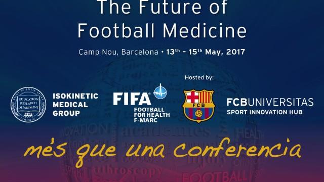 Kongres medycyny futbolu na Camp Nou