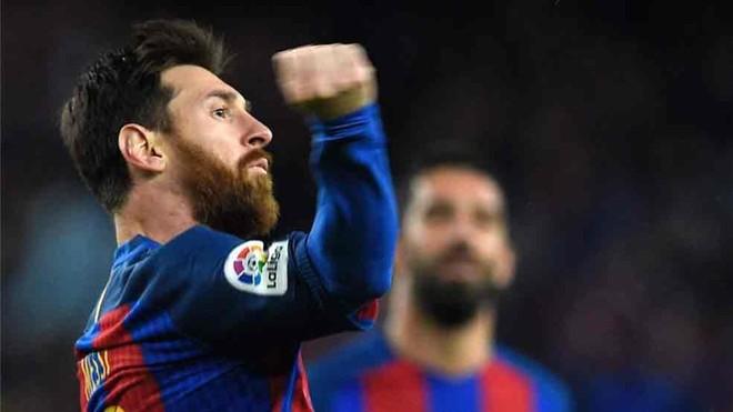 Złoty But: Messi dalej liderem