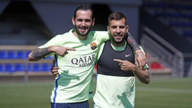 Aleix Vidal wraca do treningów