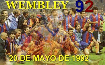 Obchody 25 rocznicy finału na Wembley