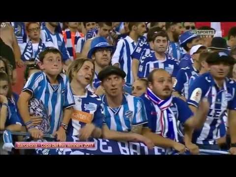 Wideo z celebracji zdobycia Pucharu Króla