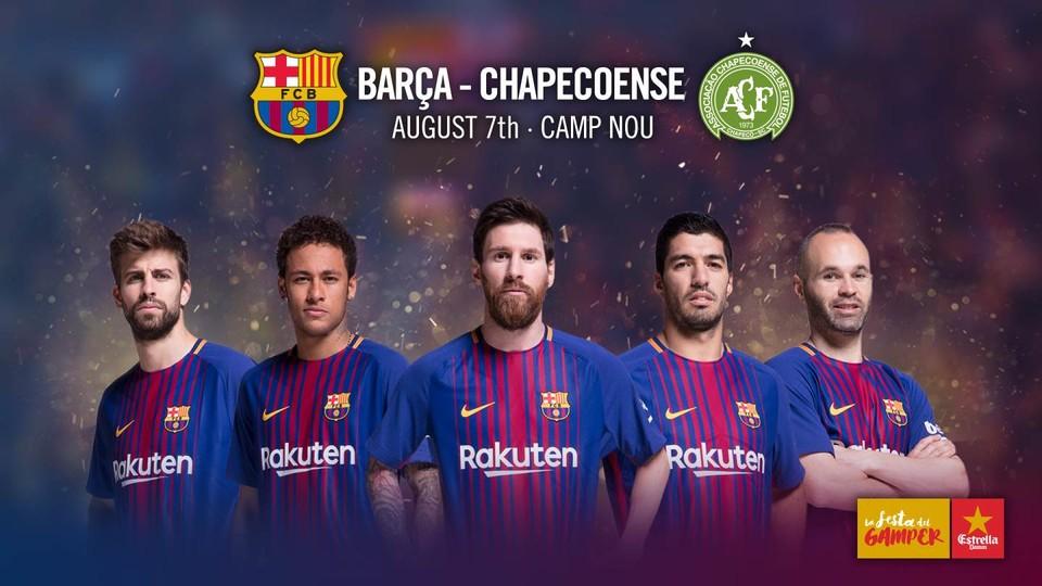 Puchar Gampera 7 sierpnia