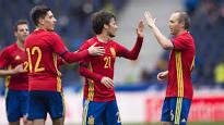 Hiszpania remisuje z Kolumbią