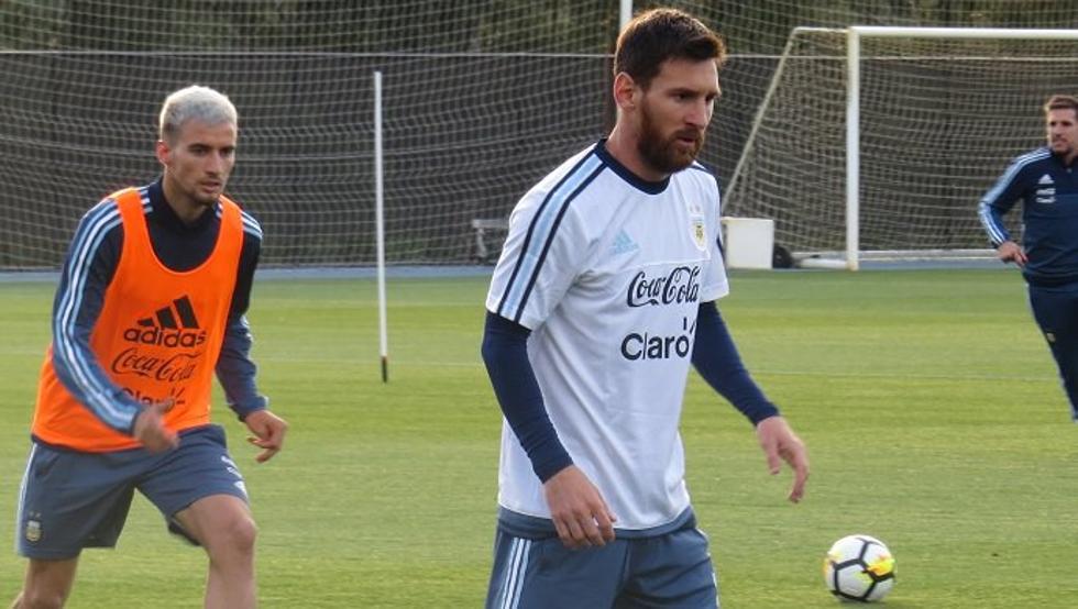 Messi przez Chiny do Australii