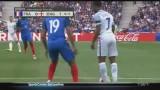 Umtiti strzela dla Francji
