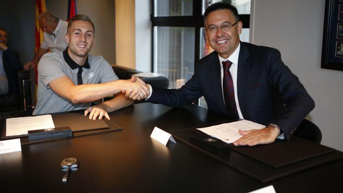 Oficjalnie: Deulofeu podpisał kontrakt