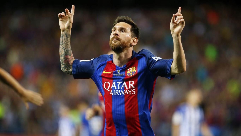 Oficjalnie: Messi podpisze nowa umowę
