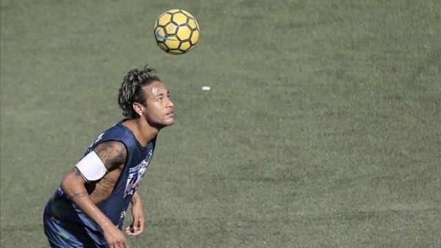 Neymar przygotowany do sezonu
