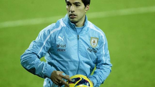Suarez powołany do kadry