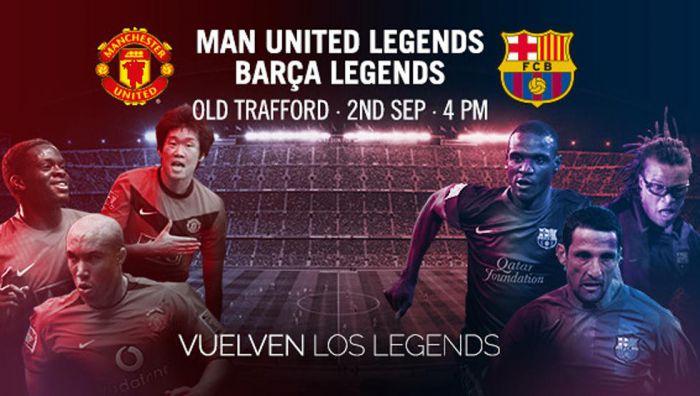 Kolejny mecz legend w sobotę