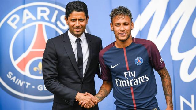 Barca nie dostała zapłaty za Neymara