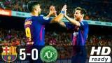 SKRÓT: FC Barcelona – Chapecoense