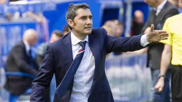 Valverde wprowadza kilka zmian
