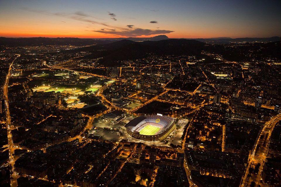 60 urodziny Camp Nou