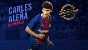 Aleñá przedłużył kontrakt