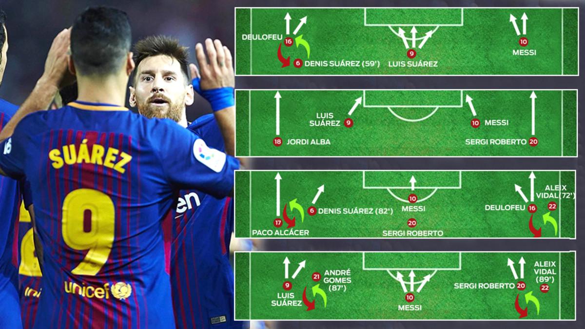 Valverde wciąż szuka następcy Neymara