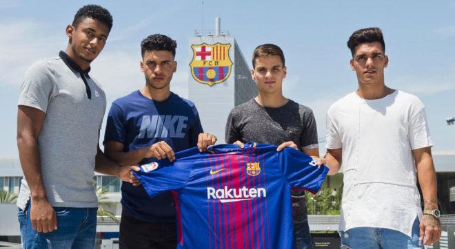 Niezwykła przebudowa Barcelony B