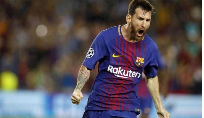 Messi wreszcie pokonał Buffona