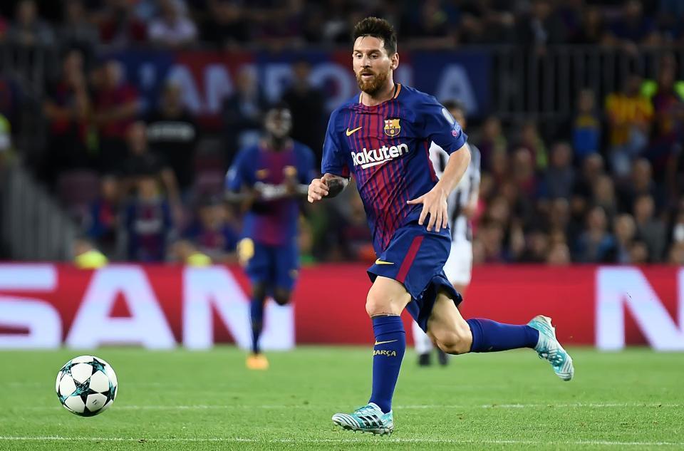 Messi nie podlega rotacjom