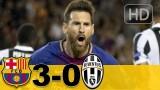 SKRÓT: FC Barcelona – Juventus