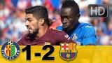 SKRÓT: Getafe – FC Barcelona
