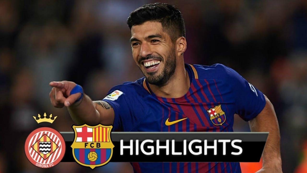 SKRÓT: Girona – FC Barcelona