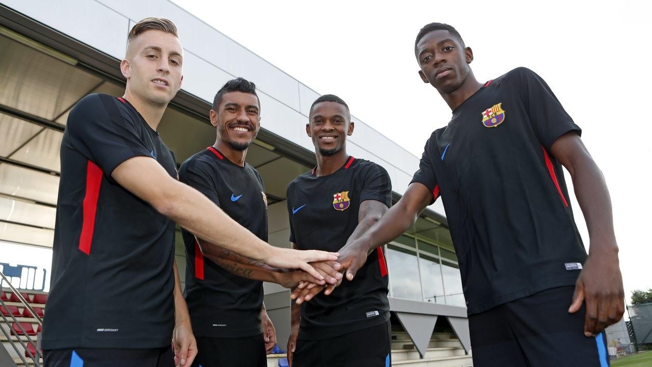 Kadra na derby Barcelony