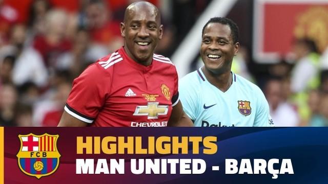 Wideo: Remis w meczu legend