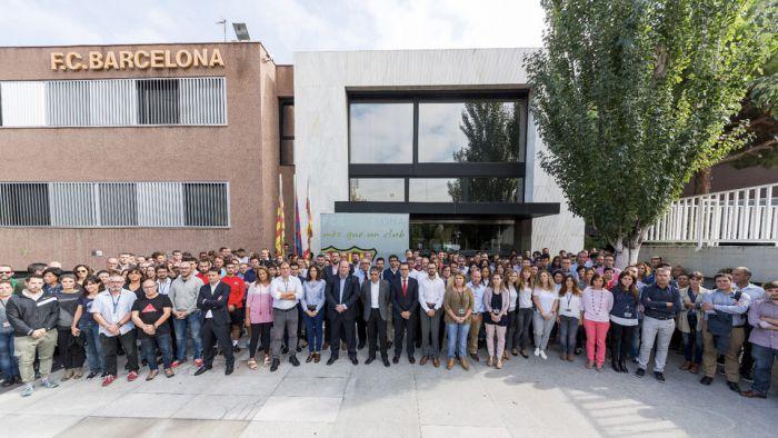 FC Barcelona strajkuje