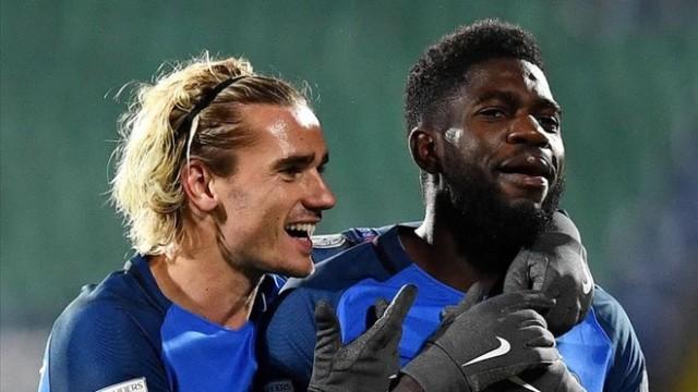 Francja i Portugalia jadą na Mundial
