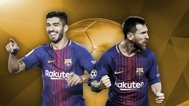 Nominacje do Złotej Piłki 2017