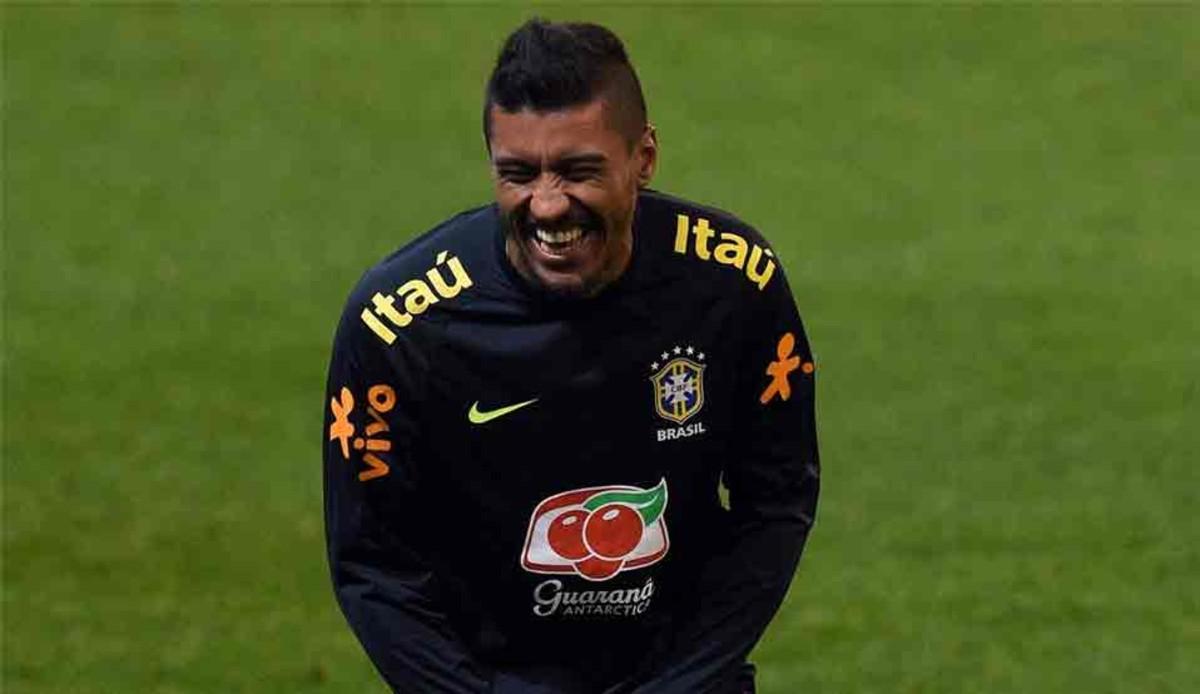 Paulinho został ojcem