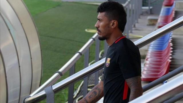 3 dni wolnego dla Paulinho
