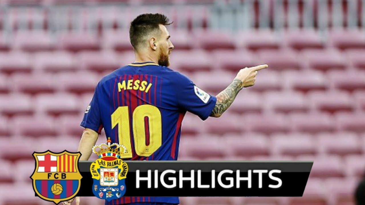 SKRÓT: FC Barcelona – Las Palmas