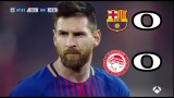 SKRÓT: Olympiakos – FC Barcelona