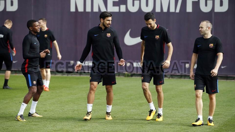 Atletico – Barca: kadry