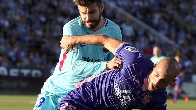 Klub odwoła się od kartek Pique i Suareza