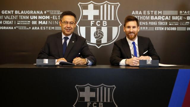Oficjalnie: Messi 2021!