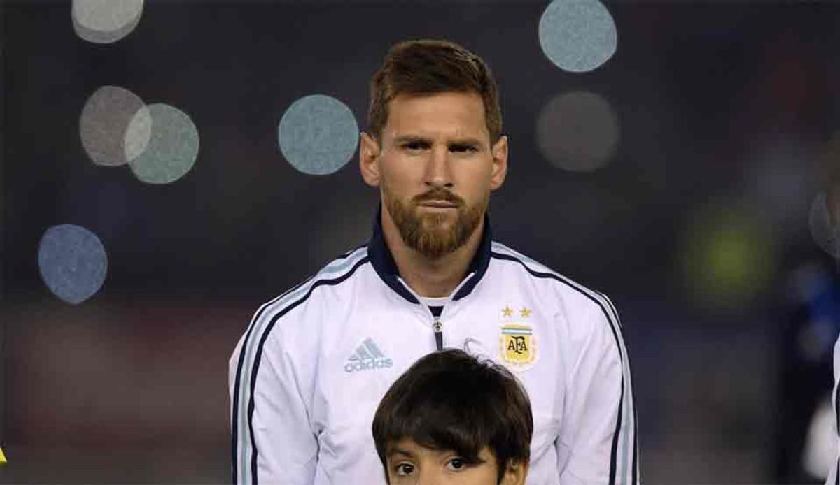 Messi wsparł Lekarzy Bez Granic