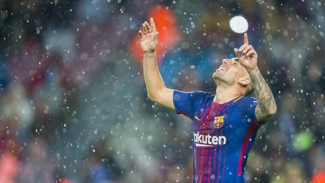 Paco skuteczniejszy niż Suarez
