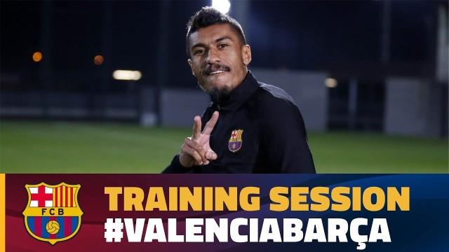 Powołani na mecz z Valencią