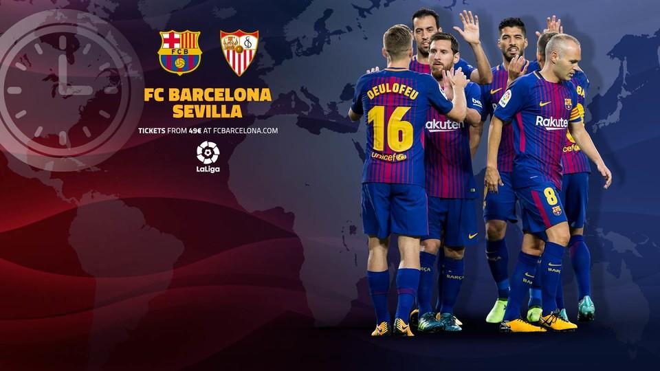 Kadra na mecz z Sevillą
