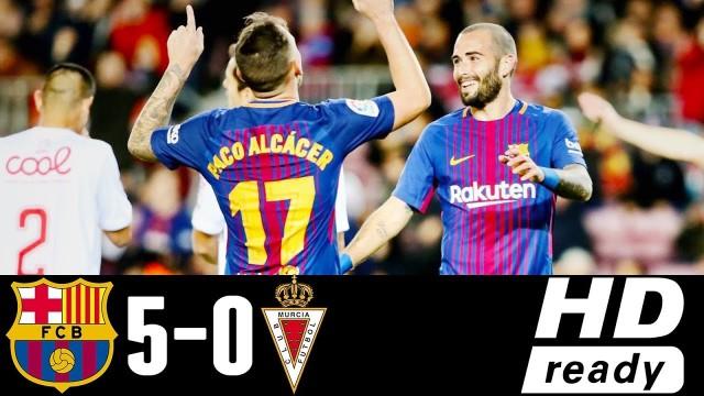 SKRÓT: FC Barcelona – Murcia