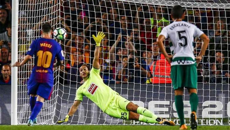 16 karnych dla Barcy w 2017 roku