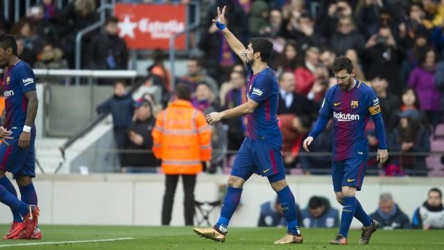 Przełamanie Messiego i Suareza