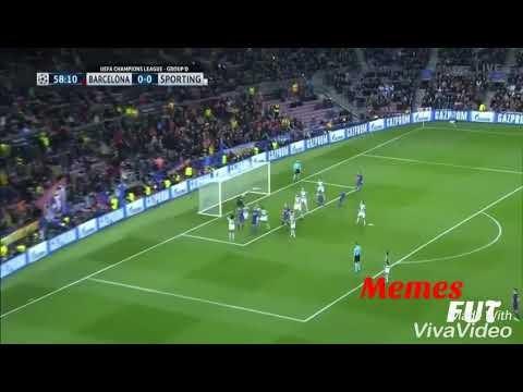 SKRÓT: FC Barcelona – Sporting