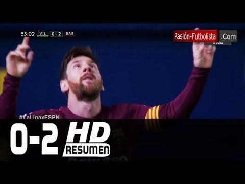 SKRÓT: Villarreal – FC Barcelona